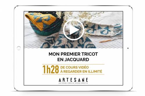 Mon Premier Tricot En Jacquard