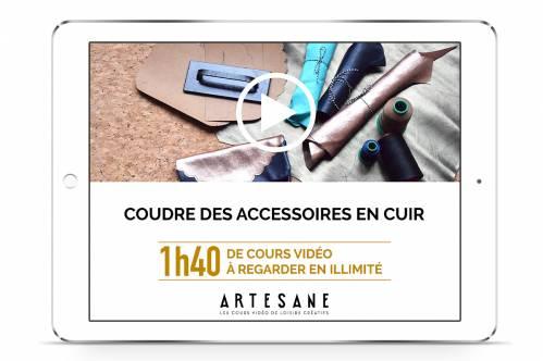 Coudre des vêtements pour bébé et réaliser de jolies finitions - Artesane -  les cours vidéos en ligne pour apprendre à créer 135f95ae3c6